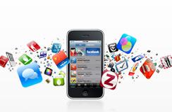 Aplicaciones personalizadas para iPhone y iPod como herramientas publicitarias