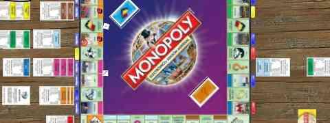 Monopolio ... un juego clasico que puedes tener en el iPhone